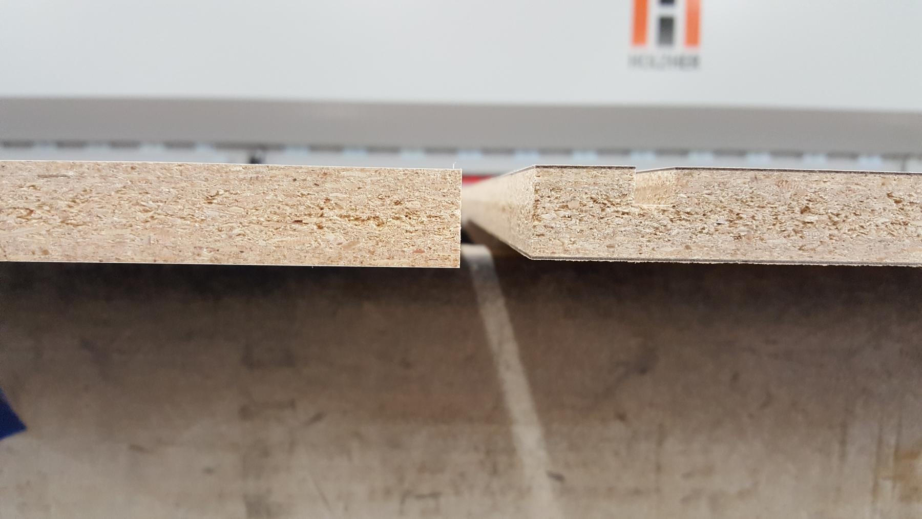 Difference between plastic laminate and melamine: | Bledsoe