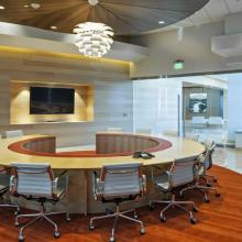 Holland & Hart Boardroom