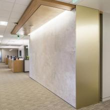 Perkins Coie Feature Wall