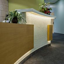 Scentsy Reception Desk